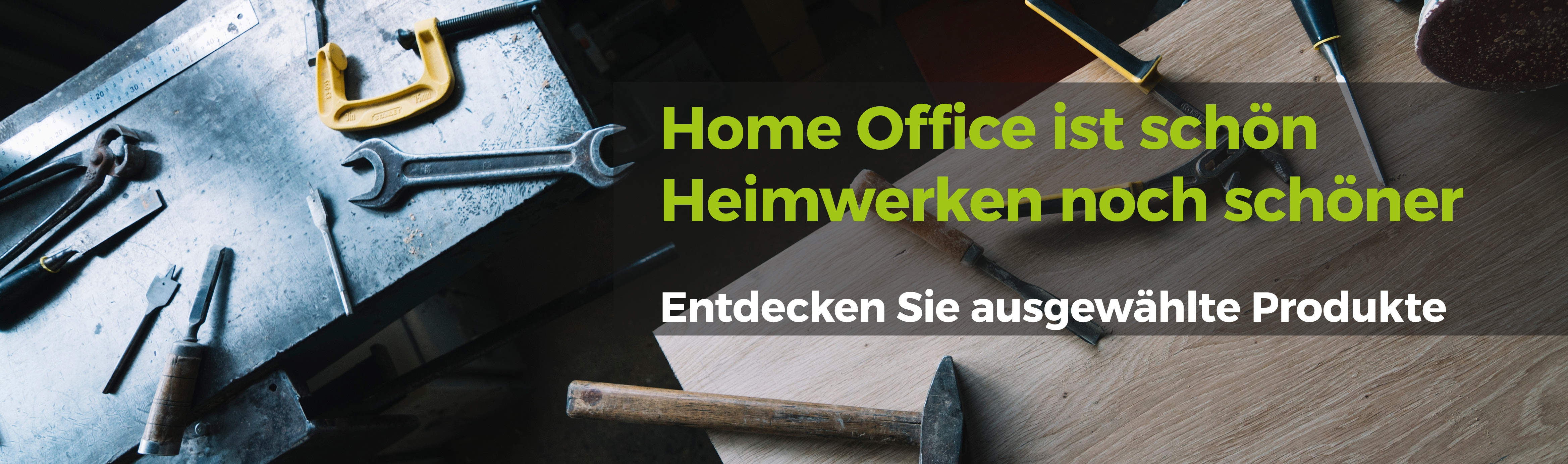 HEIMWERKEN - DO IT YOURSELF