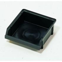 Sichtbox Typ 2-80, schwarz