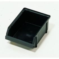 Sichtbox Typ 3-160, schwarz