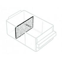 Trennwand für Schublade 150-02, schwarz