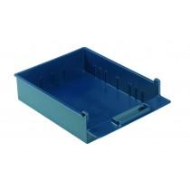 Regalschublade 4-800/31, blau