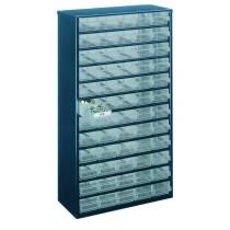 Stahlmagazin Typ 1260-00 mit 60 Schubladen