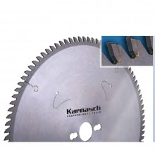 HM- bestückte Kreissägeblätter, Fertigschnitt, Dünnschnitt