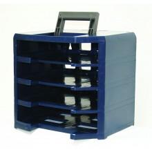 Tragerahmen (leer) passend für 4 Sortimentskästen Boxxser 5x5