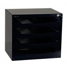 SafeBox Typ 55 (leer) passend für 4 Sortimentskoffer CarryLite