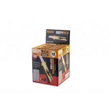 ProSeries Display mit 12 Universalcuttern 18 mm (SK4) - TwistLock