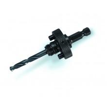 Standard Lochsägenhalter 6L (32 - 152 mm) mit Schnellwechselfunktion, Sechskant