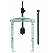 2-armige Universal Abzieher mit verlängerten Abzughaken und langer Hydraulikspindel