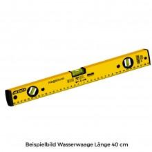Wasserwaage Megalevel 120 cm, 2 Libellen