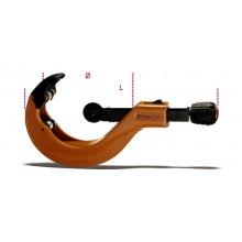 Rohrschneider mit schnellem Teleskopvorschub, für Kunststoffrohre