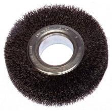 Rundbürste aus Stahldraht gewellt 0,30 mm