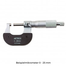 Aussen-Mikrometer in Euti