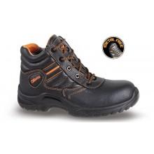 Schnür-Stiefel aus vollnarbigem Leder, wasserabweisend S3 SRC
