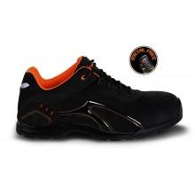 Schuhe aus Spaltleder im Nubuck-Look S3 HRO SRCs