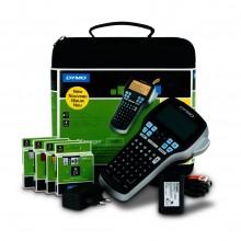 LabelManager 420P im praktischen Koffer inkl. 4 D1-Bänder