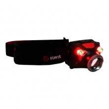Scheinwerfer, 410/45 Lumen, Zoom, Nachtsicht mit roten LED