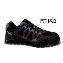 Schuhe aus Mikro-Wildleder, wasserabweisend S3 SRC