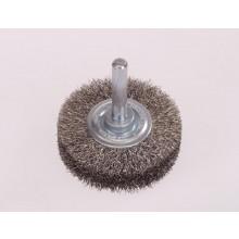 Rundbürste mit Schaft 6 mm