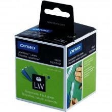 LW-Etiketten für Hängeablage, 1 Rolle à 220 Etiketten, 12 x 50 mm