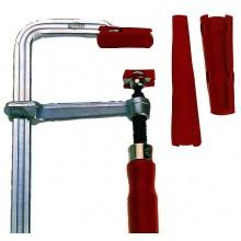 Schutzkappenstreifen für Bessey Zwingen TG20 bis TG40 / TGK / GZ20 bis GZ60 / GM20Z bis GM60Z
